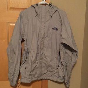 North Face Men's Rain Coat size M